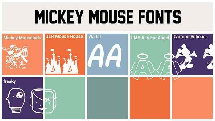 Mickey Mousebats