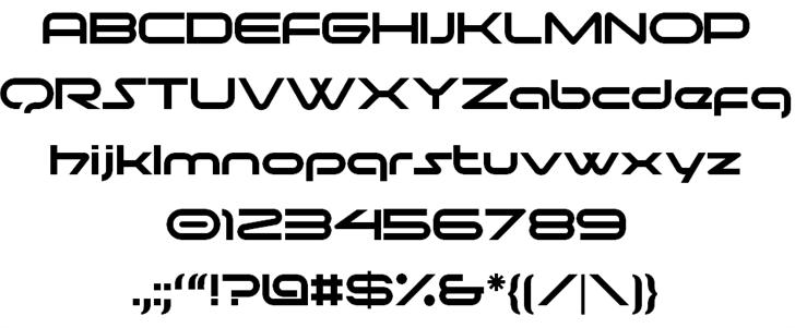 moonhouse font 2