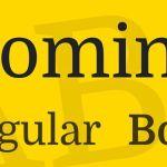 Domine Font