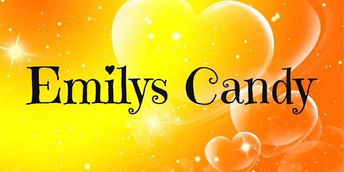 Emilys Candy Font - Dafont Free