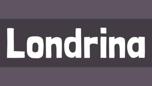 Londrina Solid Font Family