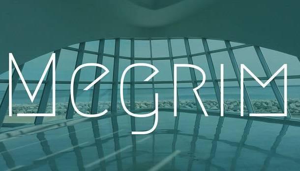 Megrim Font