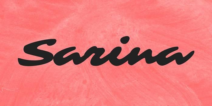 Sarina Font