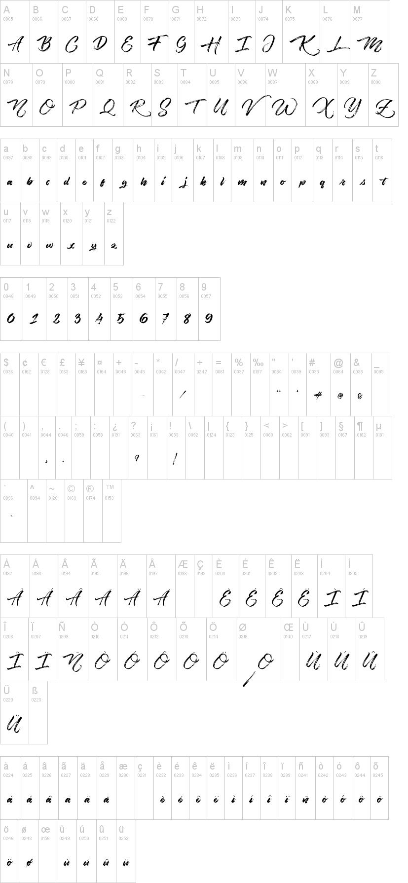Angelow Font-1