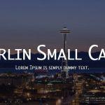 Berlin Small Caps Font