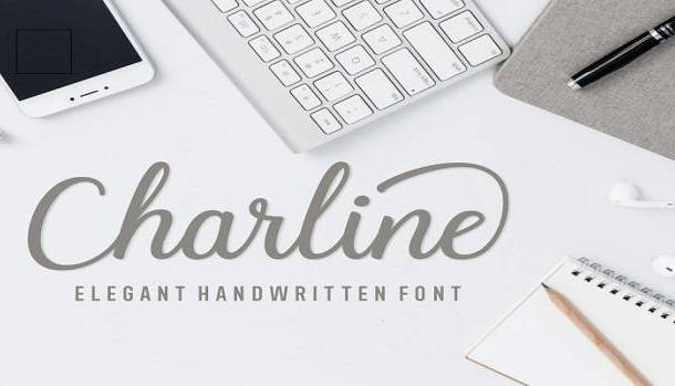 Charline Font