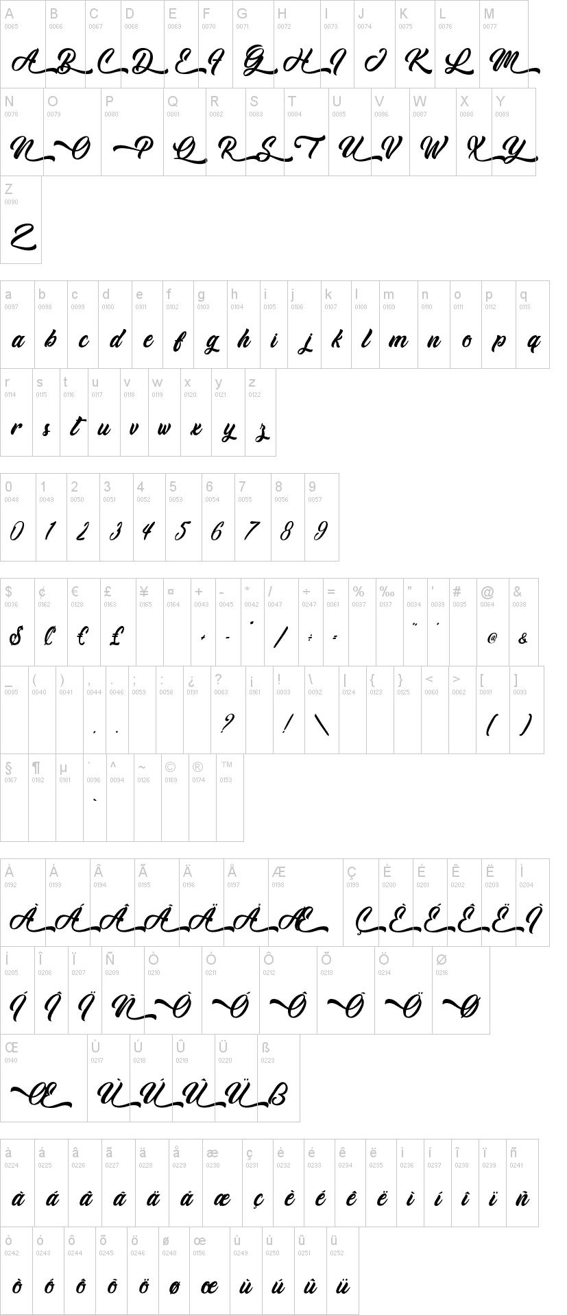 Cheetah Kick Font-1