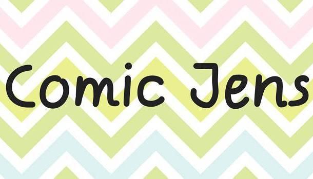 Comic Jens Font Family
