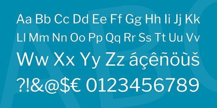 Libre Franklin Font Family-1