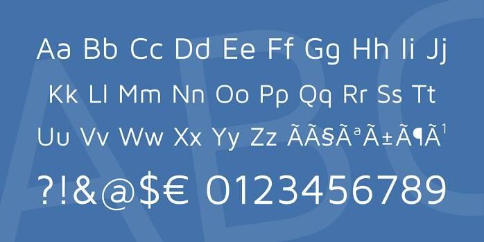 Maven Pro Font Family-1
