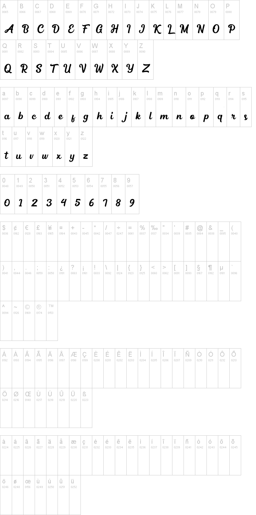 Medinah Font-1
