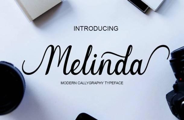 Melinda Font Family