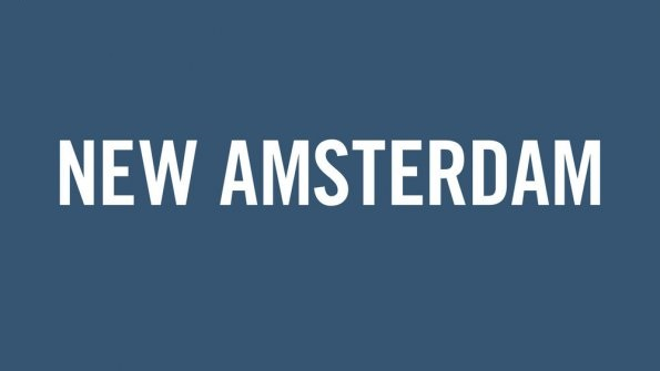 New Amsterdam Font Family