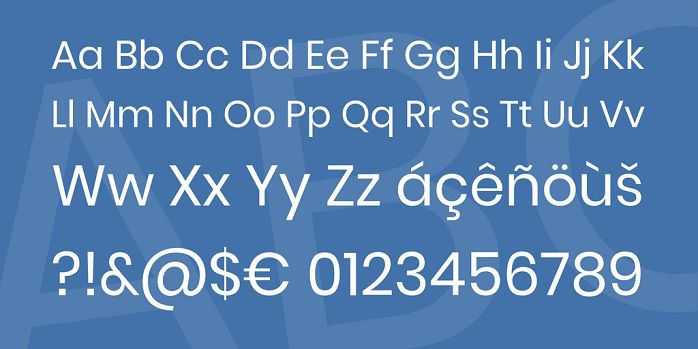 Poppins Font Family-1