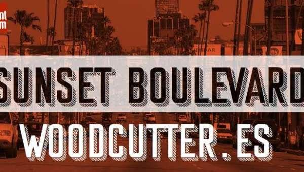 Sunset Boulevard Font
