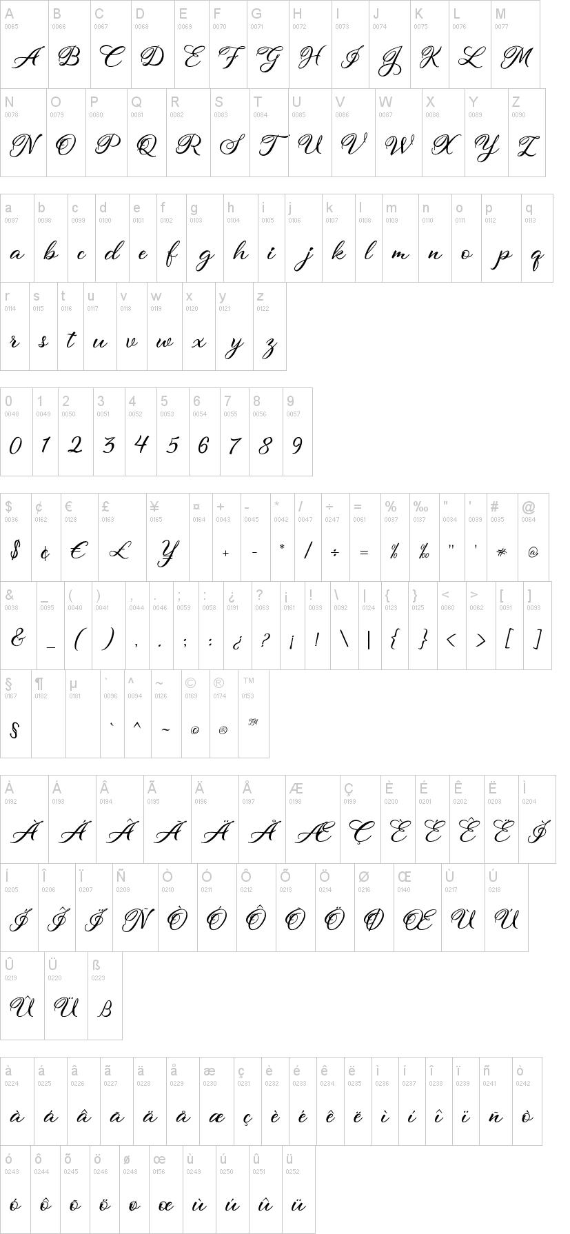 Atmaka Font-1