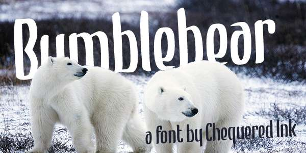 Bumblebear Font