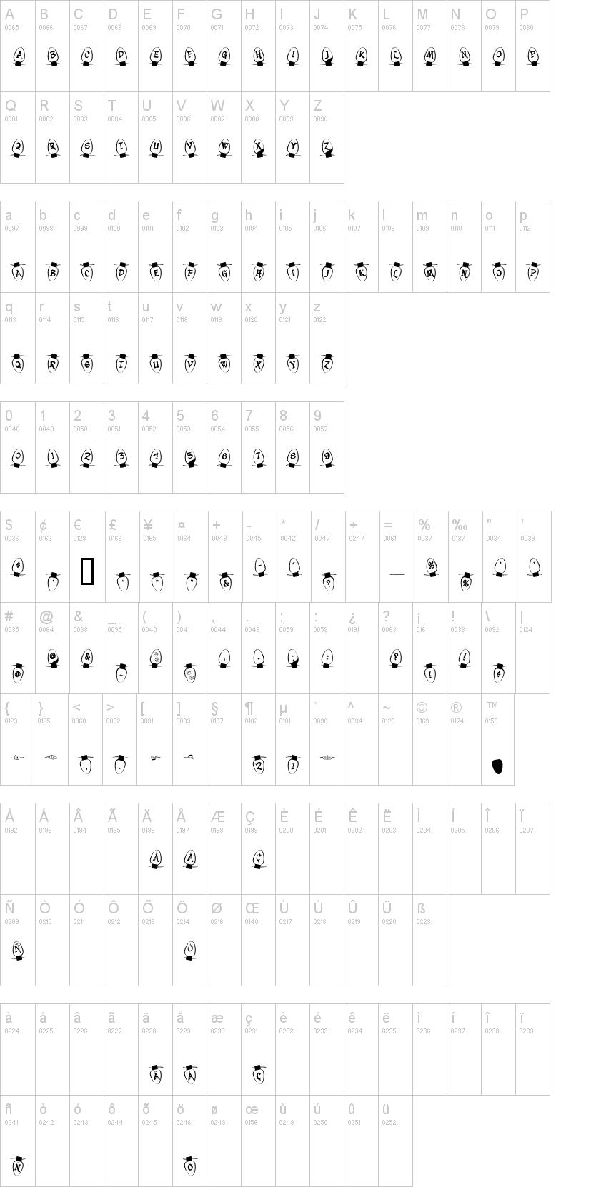 Christmas Lights Font-1
