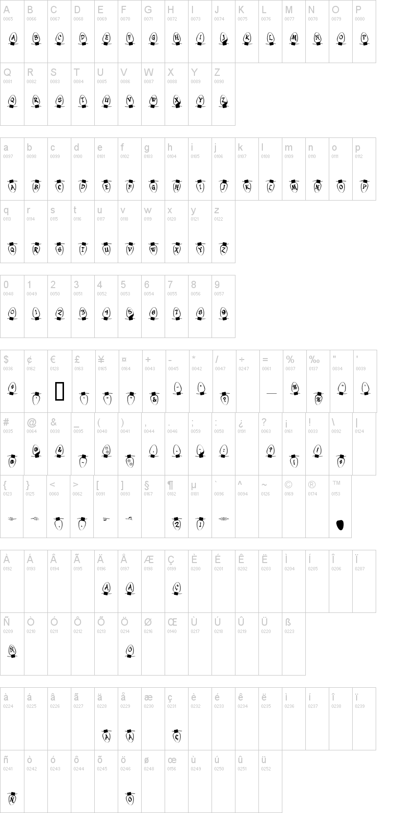 Christmas Lights Font - Dafont Free
