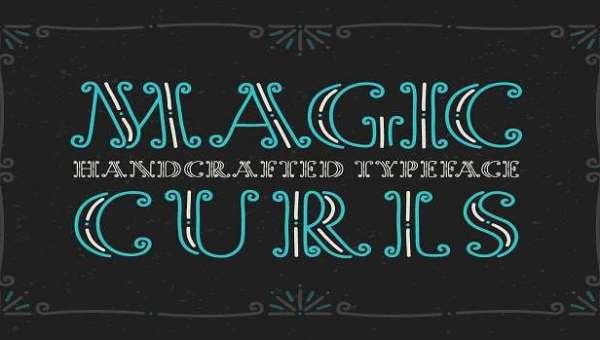 Magic Font