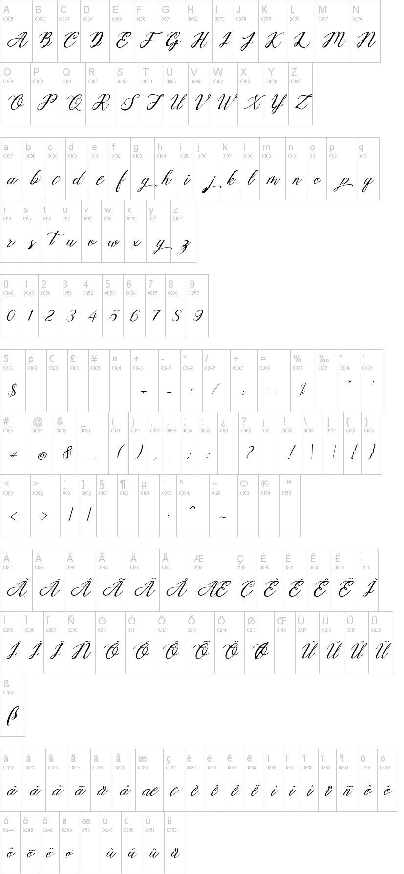 Mottingham Elegant Font-1