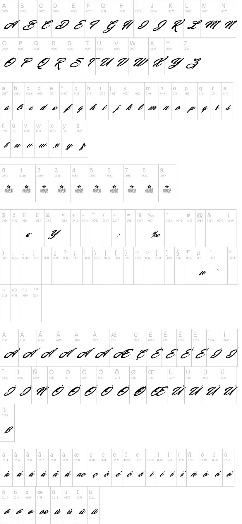 New Balance Font-1
