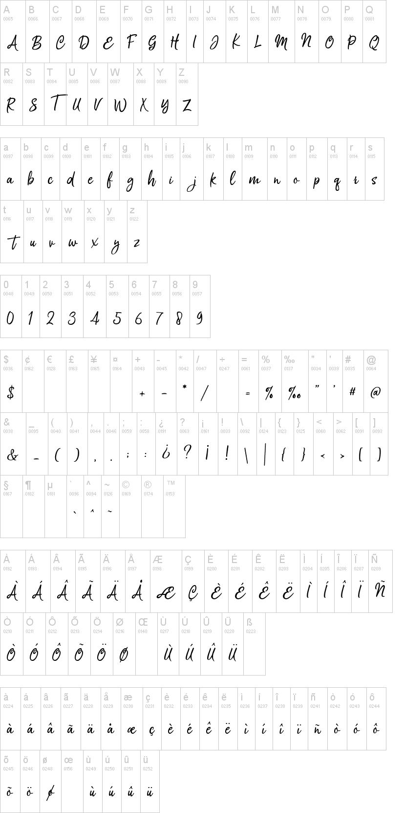 Silentmind Font-1