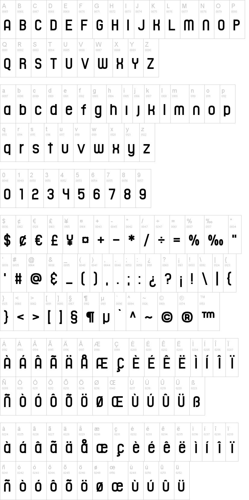 Toon Around Font-1