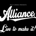 Alliance Font