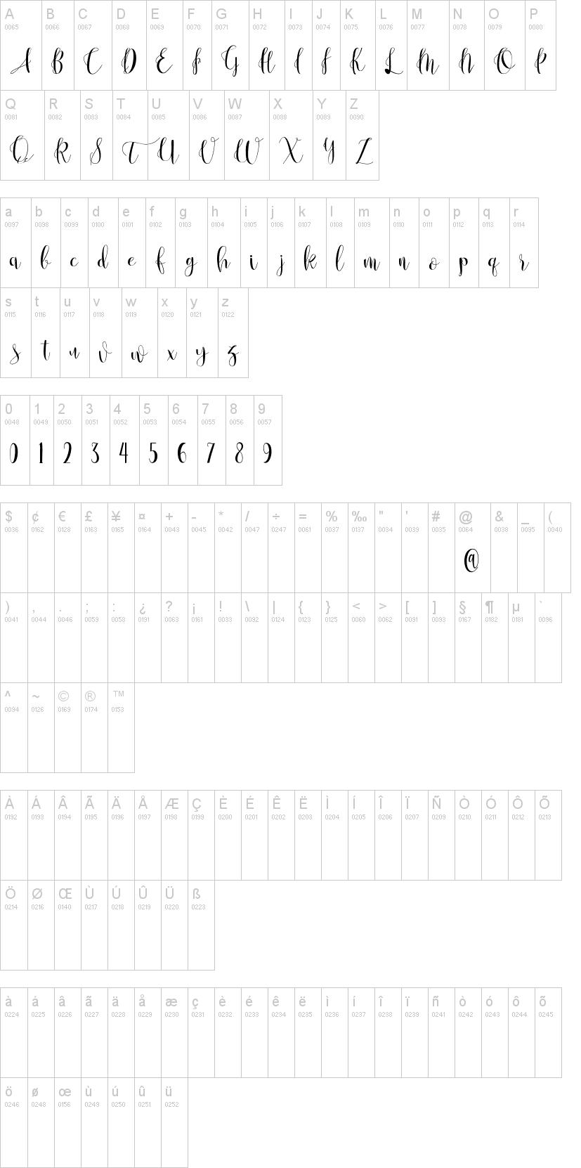 Anastasia Script Font-1