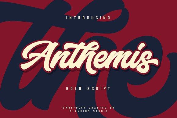 Anthemis Font