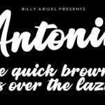 Antonine Font