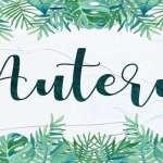 Autery Font