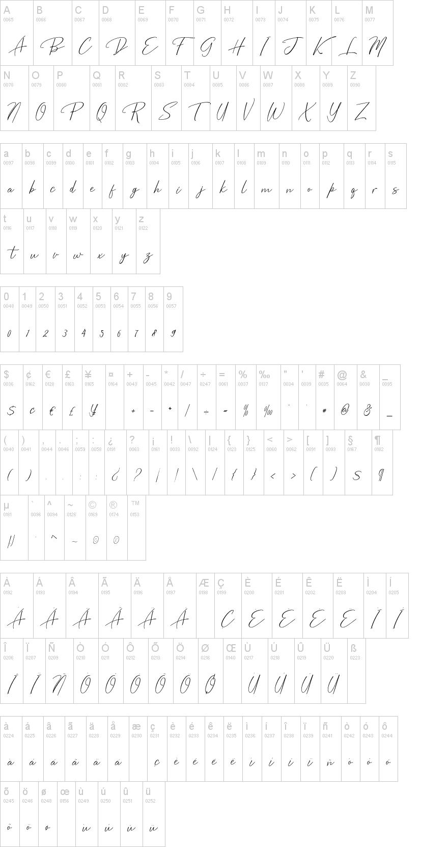 Bentosa Font-1