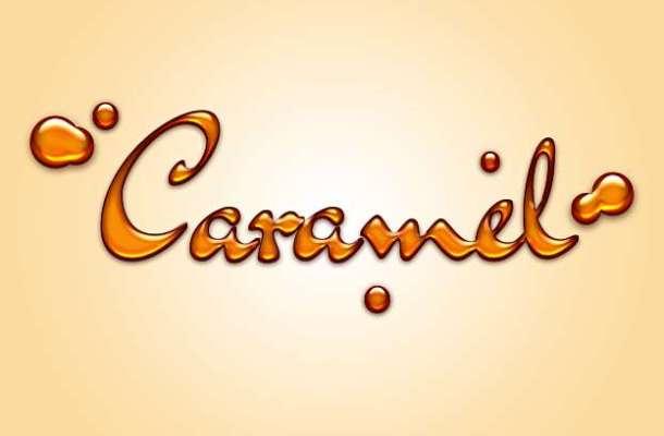 Better Caramel Font