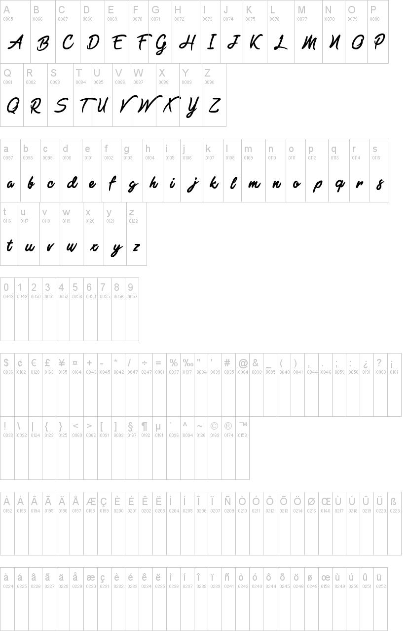 Black Freeday font-1