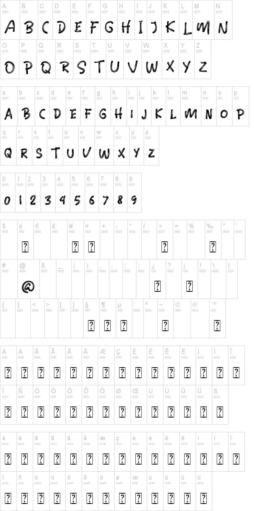 Blinkstones Font-1
