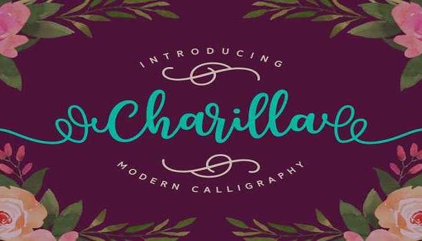 Charilla Font