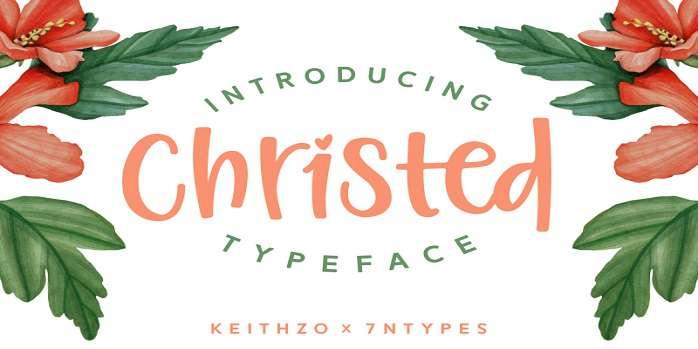 Christed Font