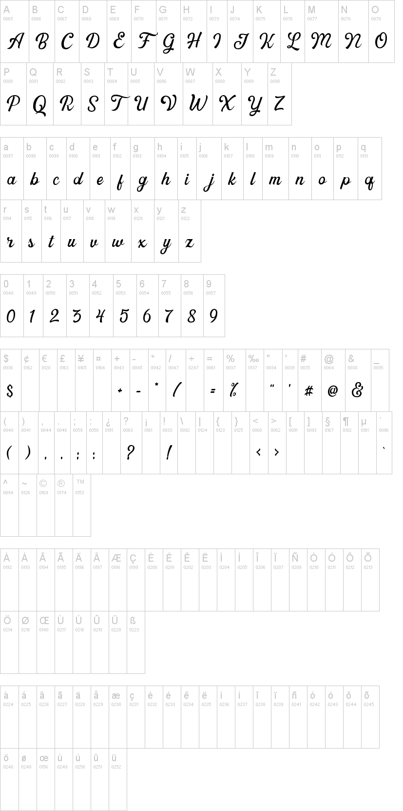 Greatly Font-1