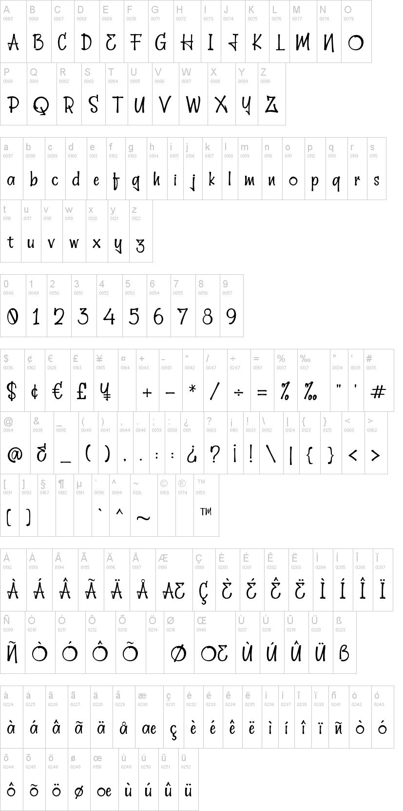 Hellobello! Font Family-1