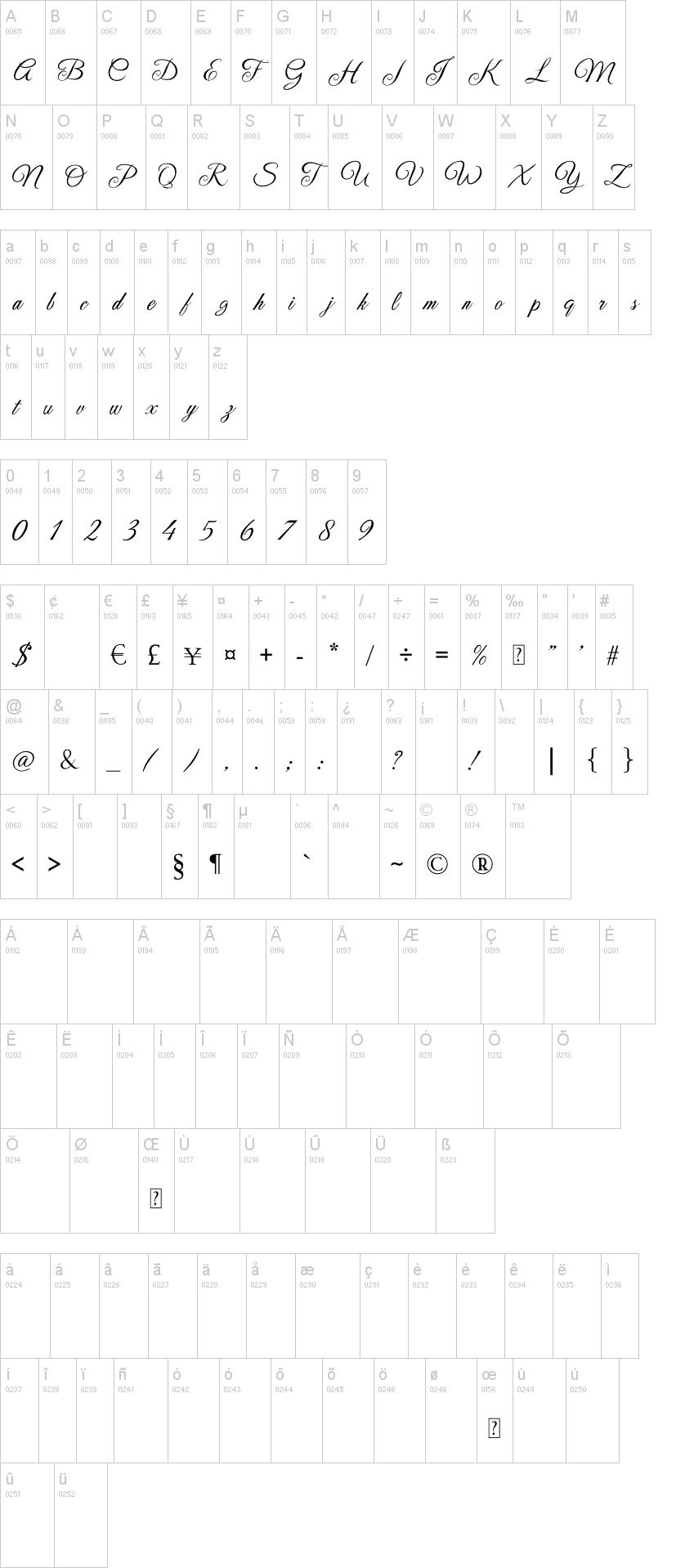Laylantia Font-1
