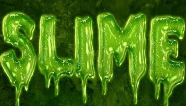 Lethal Slime Font