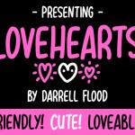 Lovehearts Font Family