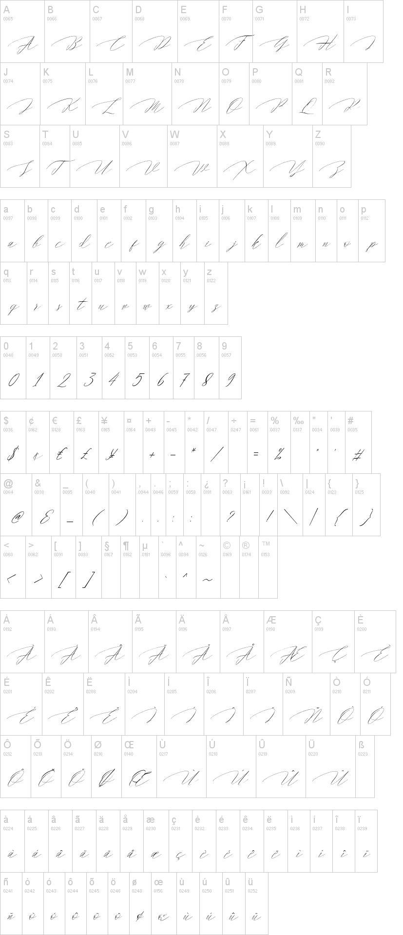 Magarella Script Font-1