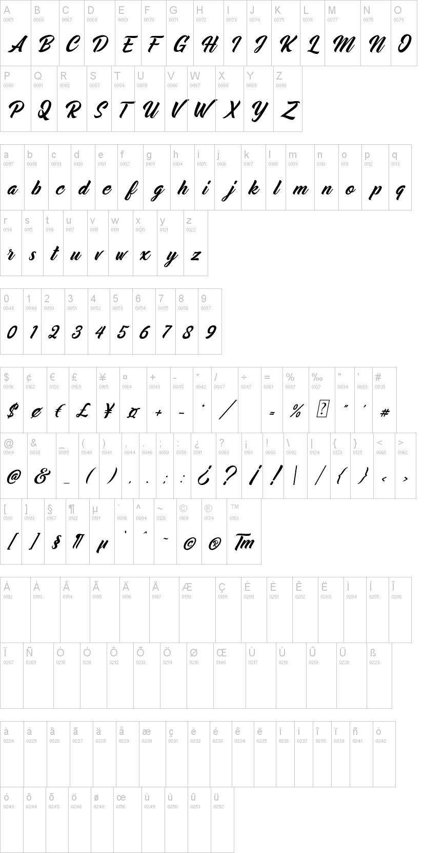 Midtown Font-1