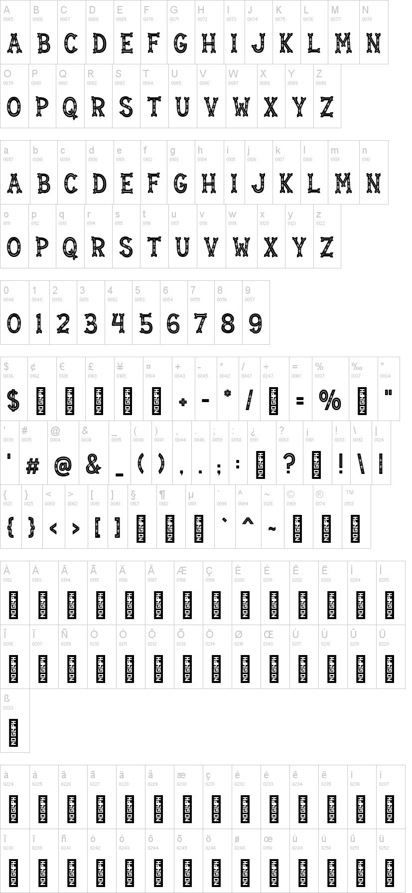 Mistletoe Font-1