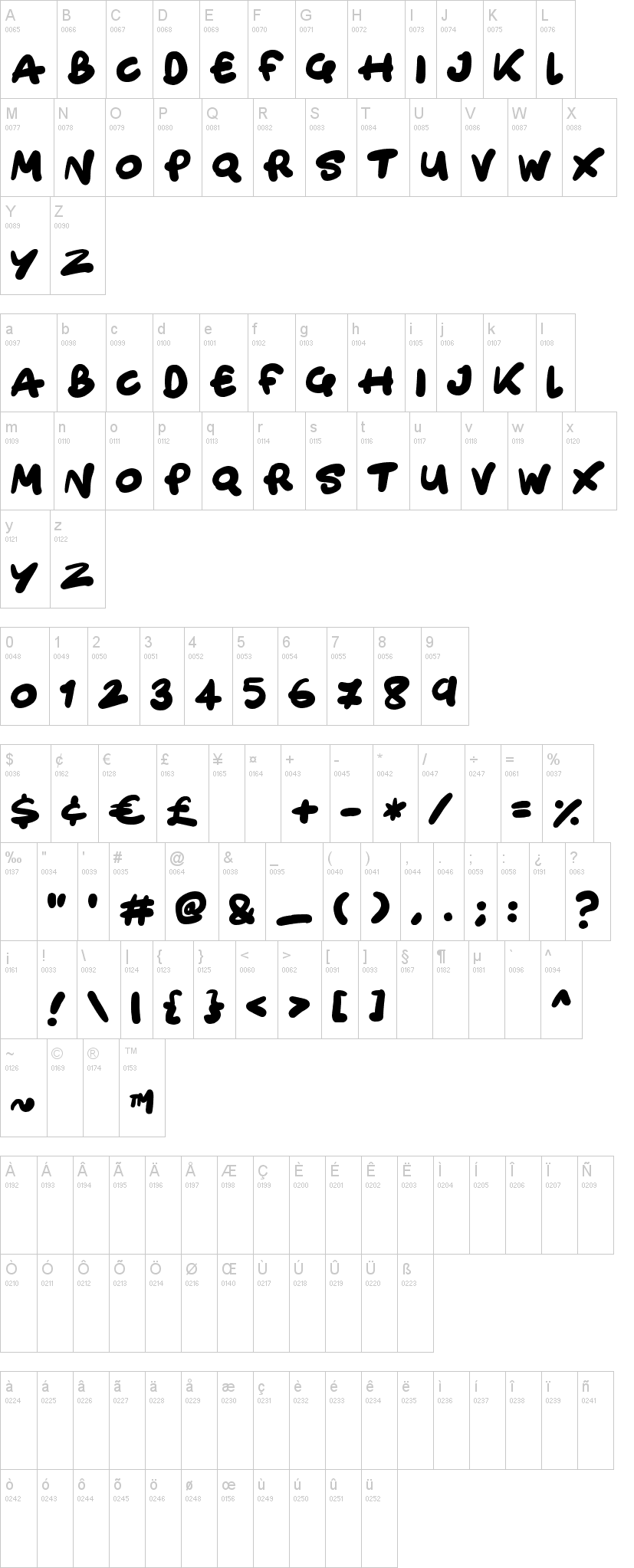 Only Organic font-1