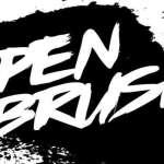 Open Brush Font