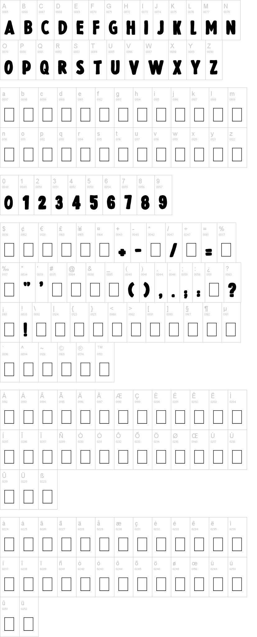 Presque Normal Font-1